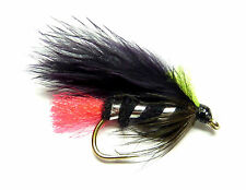 3x, 6x or 12x Fly Fishing Trout Flies (ML7) XMAS TREE MINI LURE Trout Fly