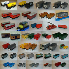 Tomy Trackmaster Tomica Thomas the Tank Engine Train - Trucks Carriages Coaches