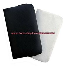 ACM-RICH LEATHER SOFT CARRY CASE for KARBONN SMART A90 MOBILE HANDPOUCH COVER