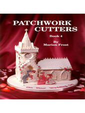 Patchwork Cutters BOOKS Frost Icing Sugarcraft Cake Decorating Fondant Cookie