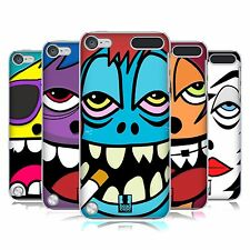 HEAD CASE DESIGNS UGLY FACES CASE FOR APPLE iPOD TOUCH 5G 5TH GEN