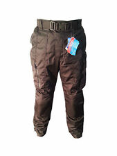 Waterproof Windproof Quilt Lined Warm Mens Motorbike,Motorcycle,Hicking,Trousers