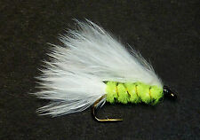 3x, 6x or 12x Fly Fishing Trout Flies (ML20) CATS WHISKER MINI LURE Trout Fly