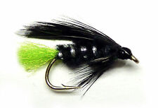 3x, 6x or 12x Fly Fishing Trout Flies (ML16)  VIVA  MINI LURE Trout Fly