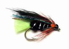 3x, 6x or 12x Fly Fishing Trout Flies (ML23)  JC SUB VIVA  MINI LURE Trout Fly