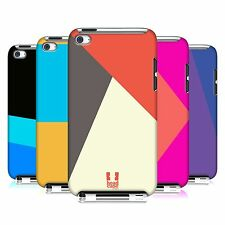 HEAD CASE DESIGNS COLOUR BLOCKING CASE COVER FOR APPLE iPOD TOUCH 4G 4TH GEN