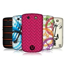 HEAD CASE DESIGNS CYCLOPEDIA HARD BACK CASE COVER FOR BLACKBERRY TORCH 9800 9810