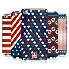 HEAD CASE DESIGNS AMERICANA CASE COVER FOR APPLE iPOD TOUCH 4G 4TH GEN