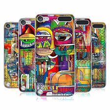 HEAD CASE DESIGNS AZTEC CAT CASE COVER FOR APPLE iPOD TOUCH 5G 5TH GEN