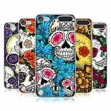 HEAD CASE DESIGNS FLORID OF SKULLS CASE COVER FOR APPLE iPOD TOUCH 5G 5TH GEN