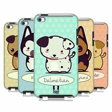 HEAD CASE DESIGNS WONDER DOGS CASE COVER FOR APPLE iPOD TOUCH 4G 4TH GEN