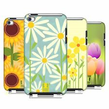 HEAD CASE DESIGNS ROMANTIC FLOWERS CASE COVER FOR APPLE iPOD TOUCH 4G 4TH GEN