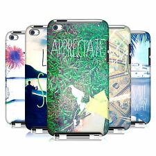HEAD CASE DESIGNS POSITIVE VIBES CASE COVER FOR APPLE iPOD TOUCH 4G 4TH GEN