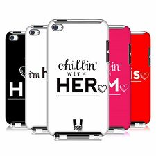 HEAD CASE DESIGNS HIS PLUS HER CASE COVER FOR APPLE iPOD TOUCH 4G 4TH GEN