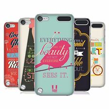 HEAD CASE DESIGNS CONFUCIUS CASE COVER FOR APPLE iPOD TOUCH 5G 5TH GEN