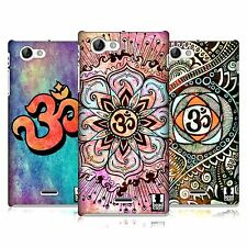HEAD CASE DESIGNS OM CASE COVER FOR SONY XPERIA J ST26i