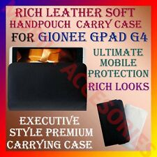 ACM-RICH LEATHER SOFT CARRY CASE for GIONEE GPAD G4 MOBILE HANDPOUCH COVER CASE