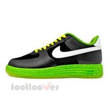 Scarpe Nike Lunar Force 1 NS Premium 629970 001 Uomo Black Basket Sneakers