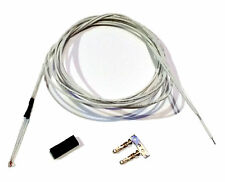 3D Printer - NTC Thermistor 100K - B3950 - 1m Cable and Connector - Reprap