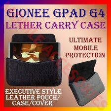 ACM-HORIZONTAL LEATHER CARRY CASE for GIONEE GPAD G4 MOBILE POUCH COVER HOLDER
