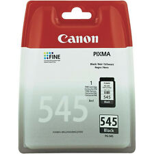 GENUINE OEM CANON PIXMA PG-545 BLACK PRINTER INK CARTRIDGE (8287B001)