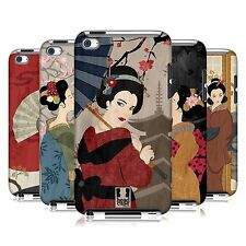 HEAD CASE DESIGNS GEISHA CASE COVER FOR APPLE iPOD TOUCH 4G 4TH GEN