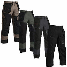 Blaklader Knee Pad Trousers with Nail Pockets (Cotton/Canvas)X1500 - 1500 1320