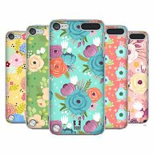 HEAD CASE DESIGNS WHIMSICAL FLOWERS CASE COVER FOR APPLE iPOD TOUCH 5G 5TH GEN