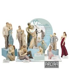 Arora Design Figurines - More Than Words Collection - Neil Welch - New & Boxed