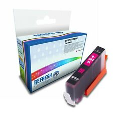 COMPATIBLE HP 364XL HEWLETT PACKARD CHIPPED MAGENTA HIGH CAPACITY INK CARTRIDGE