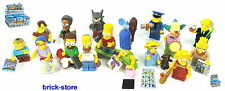 LEGO®  THE SIMPSONS Serie (71005) /  Auswahl an Figuren