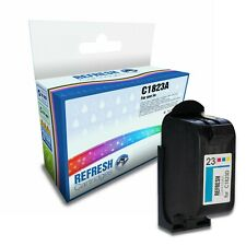 REMANUFACTURED HEWLETT PACKARD HP 23 (C1823A) TRI COLOUR PRINTER INK CARTRIDGE