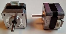 3D Printer Small NEMA17 Stepper Motors - 1.8deg - 5mm Shaft - Reprap CNC & More