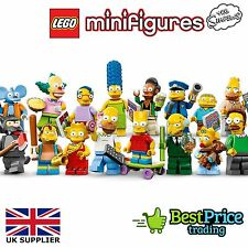Lego The Simpsons Minifigures Series 1 71005 *BRAND NEW *PICK ANY ONE *2014