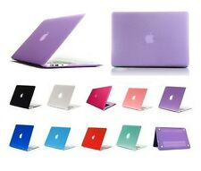 UK New Crystal Plastic Hard Case Cover For Apple MacBook Pro with Retina Display