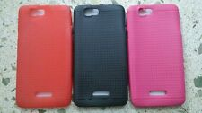 ACM-PREMIUM RICH SOFT SILICON BACK CASE for MICROMAX CANVAS 2 COLORS A120 COVER
