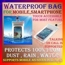ACM-WATERPROOF BAG for MOBILE SMARTPHONE PROTECT from DUST,RAIN,WATER COVER M1