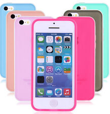 iPhone 5c Screen Guard, Soft Flexible Translucent Matte Frost Finish Case Cover