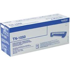 GENUINE BROTHER TN-1050 / TN1050 BLACK LASER PRINTER TONER CARTRIDGE