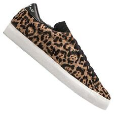 ADIDAS ORIGINALS MATCH PLAY LEOPARD SNEAKER SCHUHE SCHWARZ LIMITED EDITION
