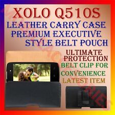 ACM-BELT CASE for XOLO Q510S MOBILE LEATHER POUCH CARRY COVER CLIP HOLDER LATEST