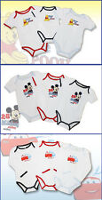 Official Mickey Mouse/Winnie the Pooh/Cars Romper 3-23 Months