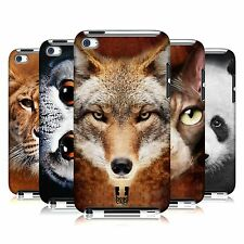 HEAD CASE DESIGNS ANIMAL FACES CASE COVER FOR APPLE iPOD TOUCH 4G 4TH GEN