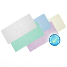 EXTRA LARGE LONG GRIP RUBBER CUSHIONED SUCTION ANTI NON SLIP BATH SHOWER MAT