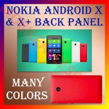 ACM-HIGH QUALITY BACK BATTERY DOOR PANEL for NOKIA ANDROID X & X+ HOUSING COVER