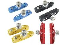 Ultralight Strong Al CNC Cartridge Holder Brake Shoes /Pads for Shimano Dura-Ace