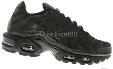 Nike Air Max Plus Tuned 1 Tn All Triple Black Mens Trainers  Limited 604133 050