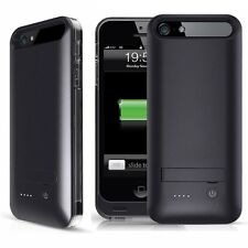 iFans® iPhone 5s / 5 Charger Case 2400mAh Battery Power Pack Apple Certified