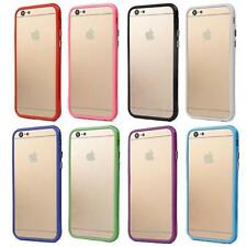 Perfect Fit TPU Hard Gel Silicone Bumper RIM Case Cover For 4.7 Inch iPhone 6/6S