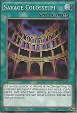 YU-GI-OH: SAVAGE COLOSSEUM - LC5D-EN252 - 1st EDITION